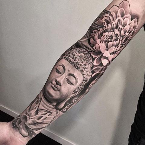 Budda Tatuaż Pomysły I Wzory Tatuaży Dla Kobiet Mężczyzn