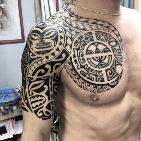 Dla mężczyzn tatuaże
