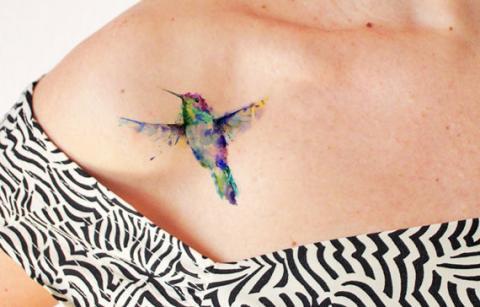 koliber tatua pomys y i wzory tatua y dla kobiet. Black Bedroom Furniture Sets. Home Design Ideas
