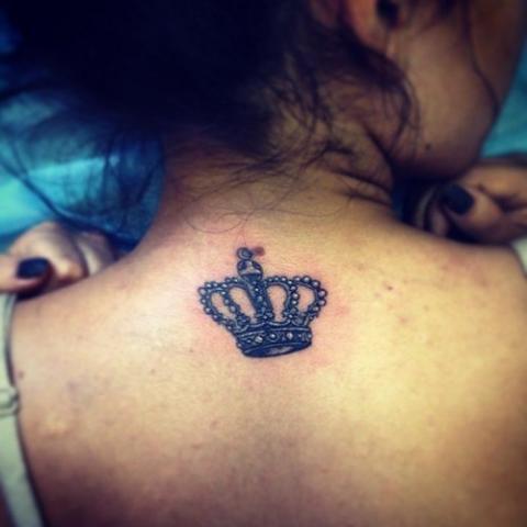 Korona Pomysły I Wzory Tatuaży Dla Kobiet Mężczyzn Human Tattoocom