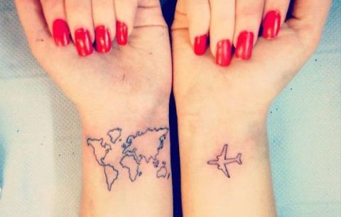 Małe Tatuaże Pomysły I Wzory Tatuaży Dla Kobiet Mężczyzn