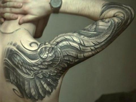 Męskie Tatuaże Pomysły I Wzory Tatuaży Dla Kobiet