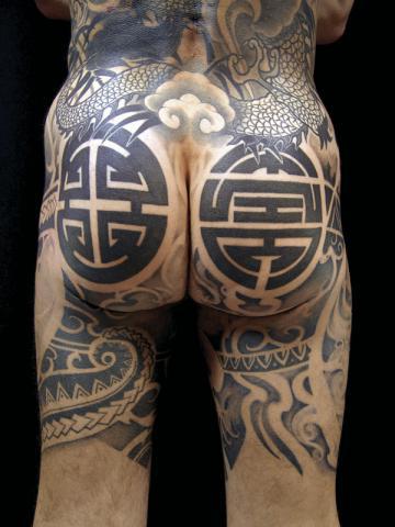 polynesische tattoo pomys y i wzory tatua y dla kobiet m czyzn human. Black Bedroom Furniture Sets. Home Design Ideas
