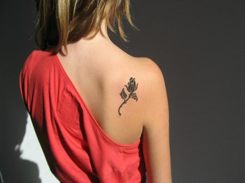 Tatuaże Róża / ...