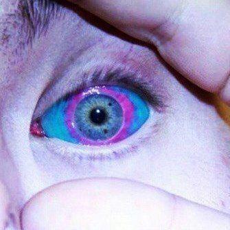 Tatuaż gałki ocznej
