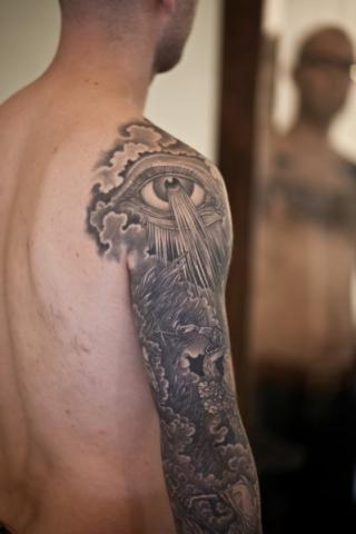 Tatuaż Męski Rękaw Pomysły I Wzory Tatuaży Dla Kobiet Mężczyzn