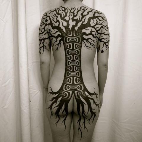 Tatuaże Drzewo życia Pomysły I Wzory Tatuaży Dla Kobiet Mężczyzn