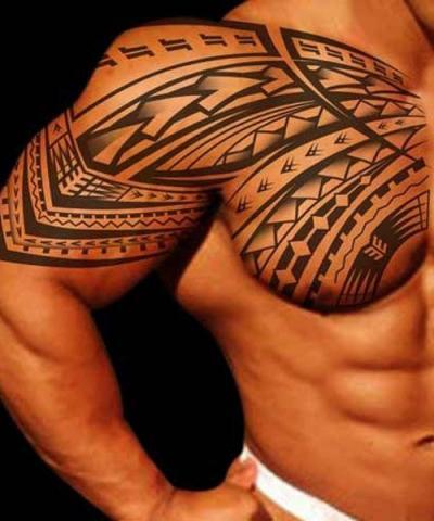Tatuaż Męski Na Bark Pomysły I Wzory Tatuaży Dla Kobiet Mężczyzn