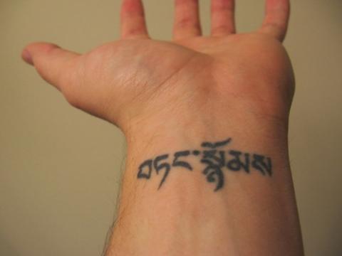 Tatuaże Męskie Na Nadgarstku Pomysły I Wzory Tatuaży Dla
