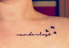 Tatuaże Napisy Na Obojczyku Pomysły I Wzory Tatuaży Dla