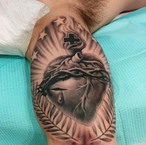 Tatuaże Wzory Religijne Pomysły I Wzory Tatuaży Dla Kobiet