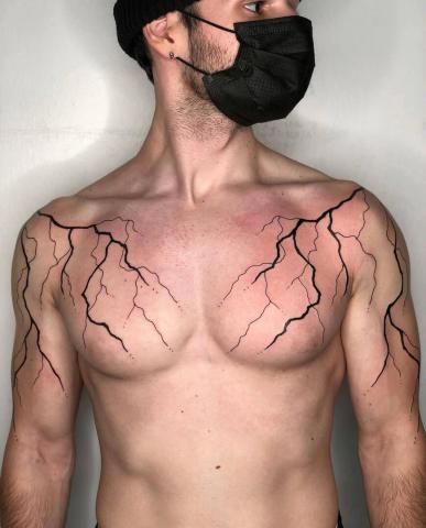 Wyjątkowe tatuaże męskie