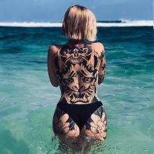 Dla dziewczyny tatuaże