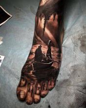 Tatuaż dream