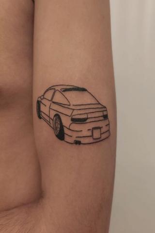 Auto tatuaż