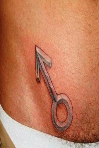Tatuaż płeć