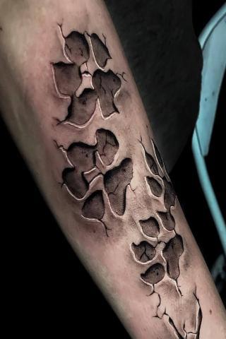 Tatuaż realistyczny